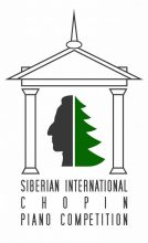 Logo of the Siberian International Chopin Piano Competition